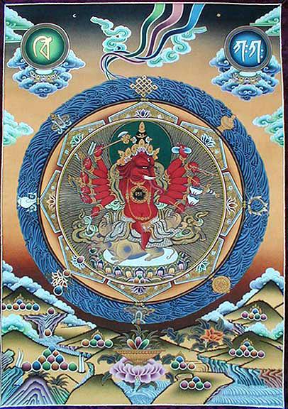 Praises to Ganesh! (Image from openbuddha.com)